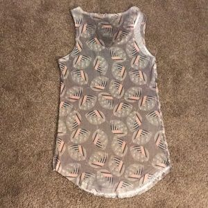 silence + noise Tops - Sequinned tank top